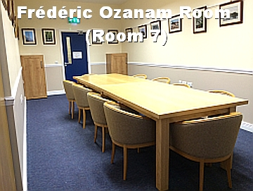Frederick Ozanam Room (Room 7) FINAL